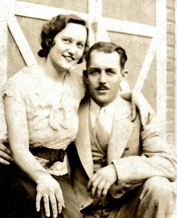 Isabelle & Al Bader dating in 1930s