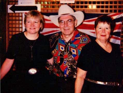 Jim, Liz, Ember
