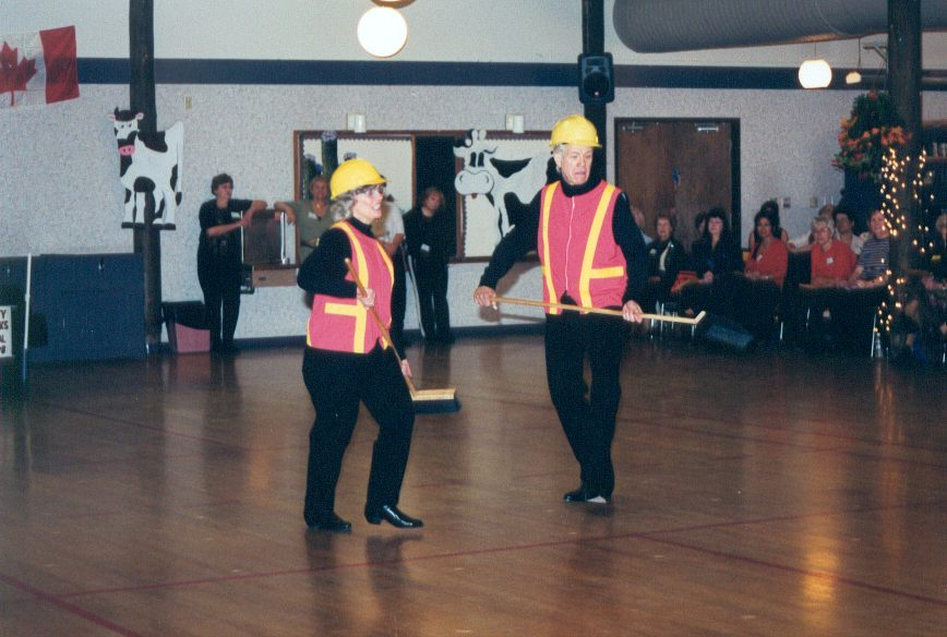 JamBC Len and Kirsten