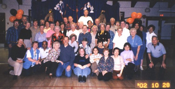 Kinsmen Group Photo Oct 2002