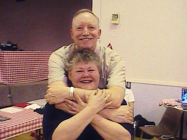 Bill Bader & Joanne Brady