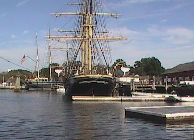 Mystic Seaport Sailing Ships