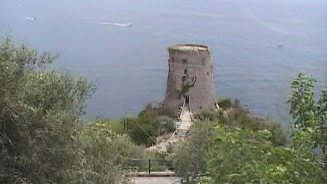 Amalfi Coast- Roman Tower