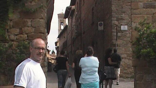 Chianti-Barbarino Street Scene-Narrow Street