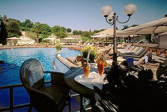 Sheraton Roma-pool