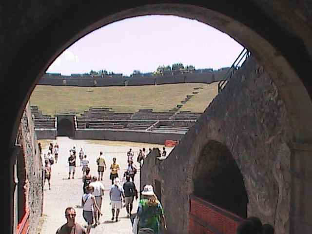 Pompei-Stadium