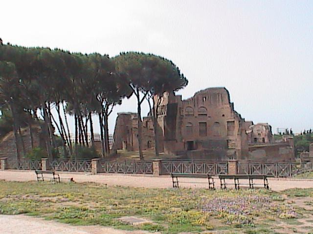 Rome-PalatineHill1
