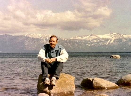 Bill on the Rocks 1995
